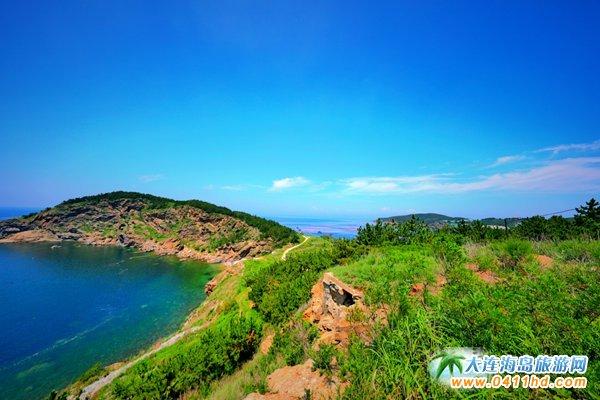 美丽獐子岛,海上桃源山15