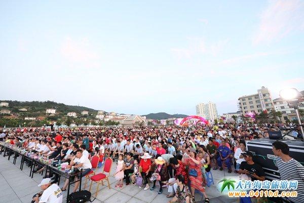獐子岛镇第十八届渔民节文艺晚会图片3