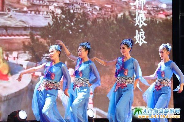 獐子岛镇第十八届渔民节文艺晚会图片5
