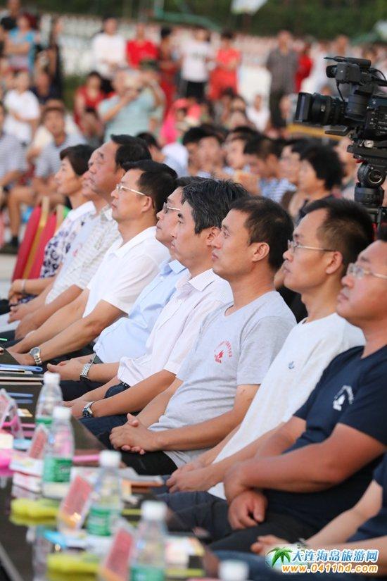 獐子岛镇第十八届渔民节文艺晚会图片13