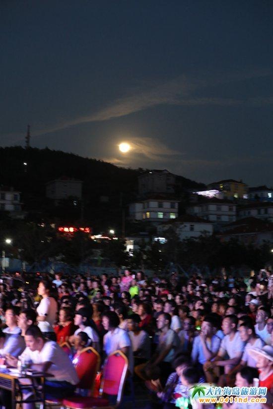 獐子岛镇第十八届渔民节文艺晚会图片19