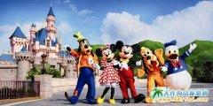 乐享迪士尼上海苏州杭州+迪士尼+未来体验馆亲子2飞6日(上海往返
