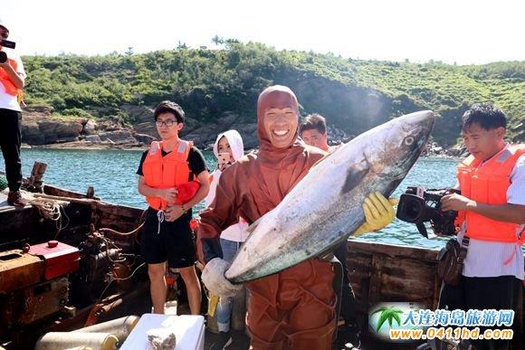 海洋岛渔场开渔节