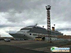 歌诗达幸运号10月10日准时启航