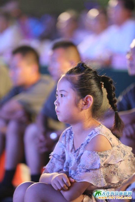 2018大连长海县广鹿岛马祖文化节开幕式晚会表演图集3