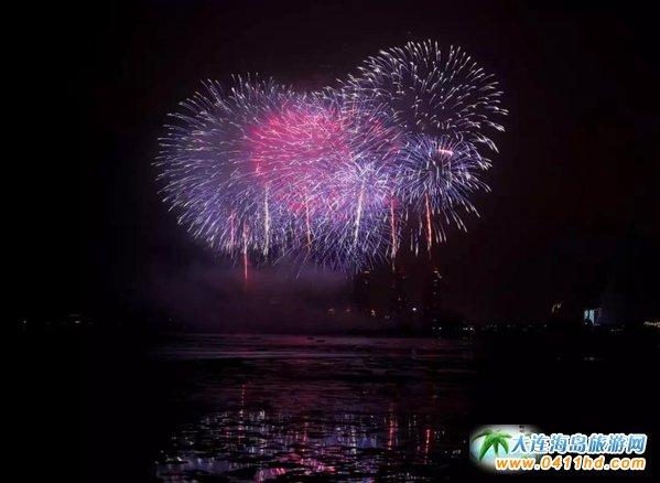 2019庄河烟花节