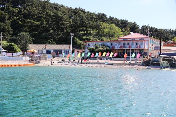 海王九岛渔家院