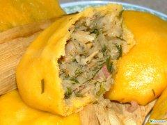 西中岛海岛美食,善良海岛人的自制美食