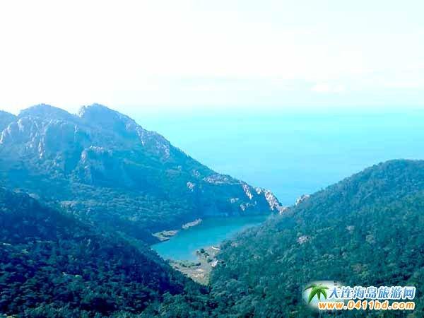 广鹿岛仙女湖