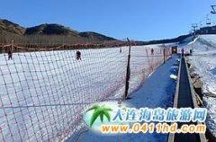 2020大连林海滑雪场2月29日恢复正常营业