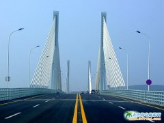 长海县5处停车场项目开工建设