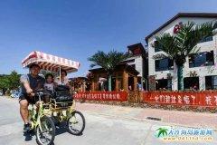 长海县大长山岛镇2个省级美丽示范村通过验收