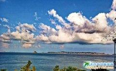 """第二届""""海山岛杯""""大连市高校帆船联盟锦标赛激情开赛"""