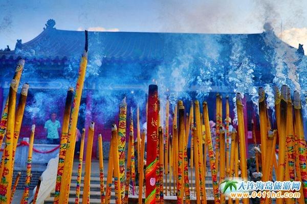 大连广鹿岛2021马祖文化旅游节