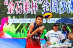 2021大连国际沙滩文化节沙滩排球赛本周六开赛 !