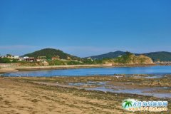 小长山岛志愿者助力十一海岛旅游